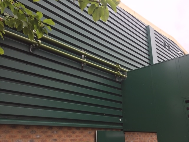 DAC installation